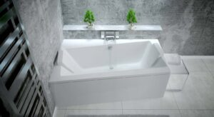 реальные фото акриловых ванн Беско