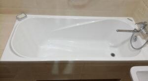реальные фото акриловых ванн Колпа Сан