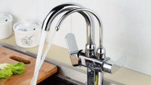 Смесители с краном для чистой воды